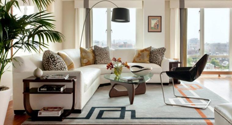 Количество посадочных мест в гостиной