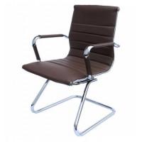 Кресло Стиль Марко/О хром для посетителя