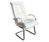 Кресло Стиль Вега/О хром для посетителя