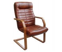 Кресло Стиль Браво/О дерево для посетителя