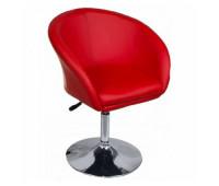 Кресло Стиль Марс диск хром для посетителя