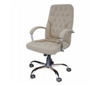 Кресло Стиль Босс хром для руководителя