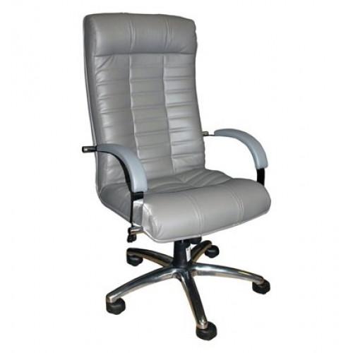 Кресло Стиль Атлант хром для руководителя