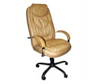 Кресло Стиль Верона хром для руководителя