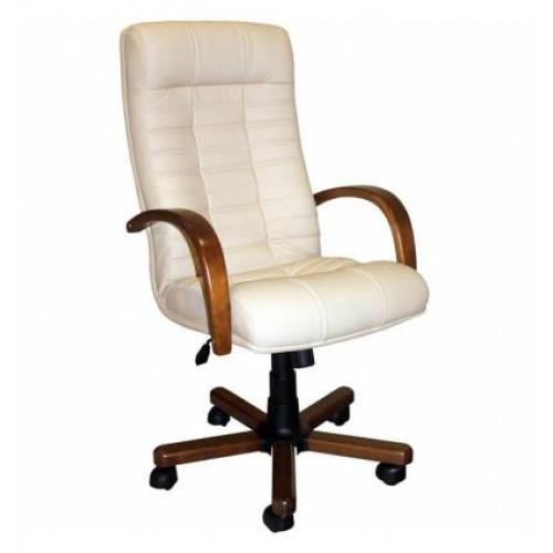 Кресло Стиль Атлант дерево для руководителя