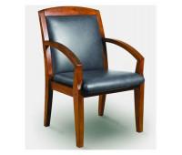 Кресло Стиль Кент дерево для посетителя