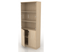 Шкаф книжный Д-129 М