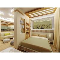 Как обустроить спальню и гостиную